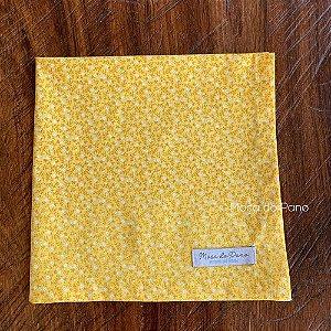 Guardanapo Floral Amarelo