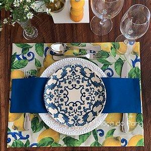 Guardanapo Azul Royal