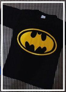 Camiseta Infantil - Batman