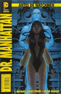Antes de Watchmen - Dr. Manhattan