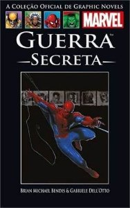 Guerra Secreta - Graphic Novel - Salvat