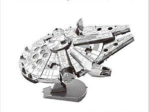 Millenium Falcon (Réplica de Metal) - Star Wars