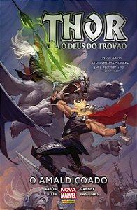 Thor, o Deus do Trovão. O Amaldiçoado