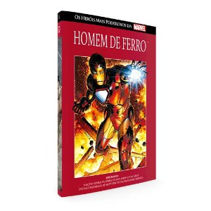 HOMEM DE FERRO - SALVAT VERMELHA ED. 05