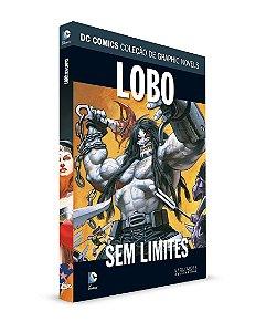 Lobo Sem Limites - DC COMICS GRAPHIC NOVELS  Edição 25