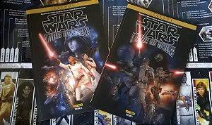 Star Wars - A Guerra nas Estrelas - Volume 1 e 2 (2 edições novas e lacradas)