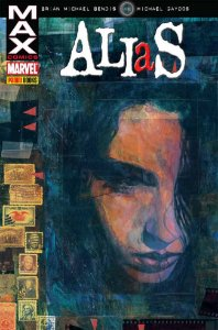 Jessica Jones - Alias (Raridade)