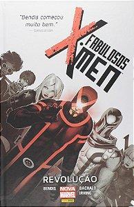 Fabulosos X-men - Revolução