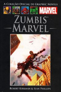Zumbis Marvel - Graphic Novels Salvat