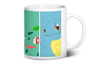 Caneca Pokemon Infantil (de plástico)