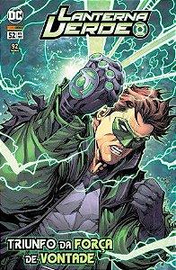Lanterna Verde - Ed. 52 - Triunfo da força de vontade