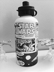 Star Wars HQ - Squeeze de alumínio