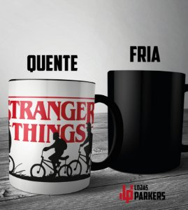 Caneca Mágica LP - Stranger Things