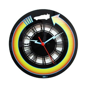Relógio de Parede - De Volta para o Futuro