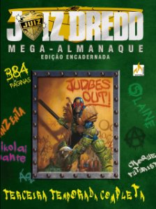 Juiz Dredd Mega-Almanaque - Volume 3