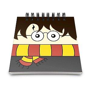 Bloco de Anotações Bruxinho Harry