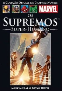 Os Supremos Super-Humanos - Salvat Graphic Novels - Nº5