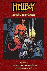 Hellboy - O Despertar do Demônio - Edição Histórica - Volume 02