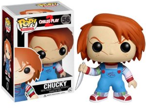 Funko POP! CHUCKY- O Brinquedo Assassino (Childs Play 2)