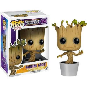 Funko Pop! Dancing Groot - Guardians of the Galaxy