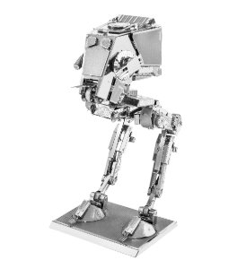 AT-ST Walker Star Wars - 3D Metal Model - Quebra Cabeça 3D