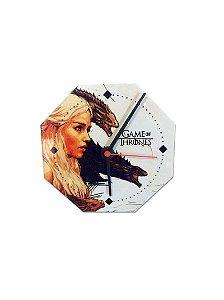Relógio de alumínio Game Of Thrones