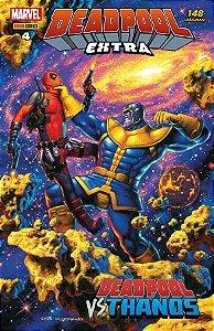 Deadpool Extra - Edição 4 - Deadpool Vs. Thanos