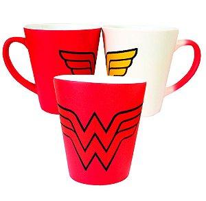 Caneca Mágica - Mulher Maravilha (Wonder Woman)