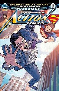 Superman, Conheça Clark Kent - Action Comics: Renascimento - Edição 4