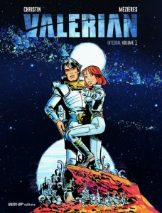 Valerian Integral Volume 1