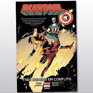 Deadpool Três Homens em Conflito
