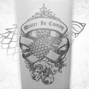 Caneca de Chopp - Winter Is Coming