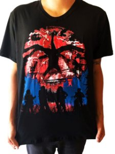 Camiseta Stranger Things  - Apanhador de Sonhos