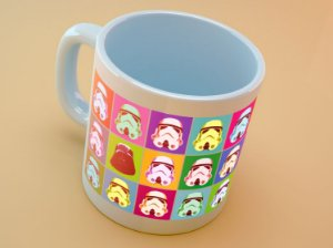 Caneca Star Wars Pop Art - Item Spoiler Box