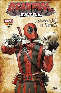Deadpool Extra - Edição 12 O Mercenário de Veneza