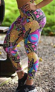 Legging Estampada - Coleção Star
