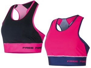 Top Ciclismo Free Force Stage Feminino