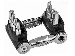 Ferramentas Bike Canivete 8 Funções B8 Crank Brothers