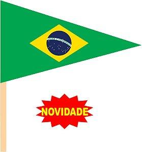 Bandeirinhas Personalizada - kit com 10