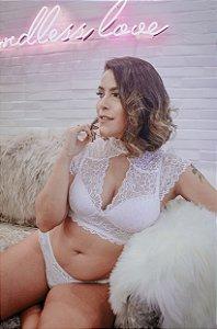 Top Paula Com Bojo
