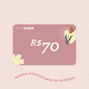 Gift Card R$70