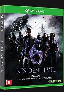 Resident Evil 6 – XONE