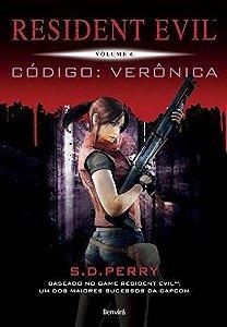 Resident Evil – Vol. 6 – Código: Verônica