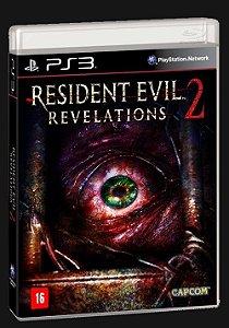 Resident Evil Revelations 2 – PS3