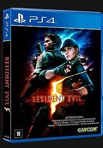 Resident Evil 5 – PS4