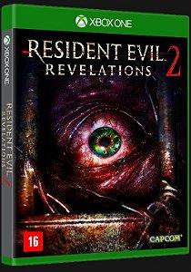 Resident Evil Revelations 2 – XONE