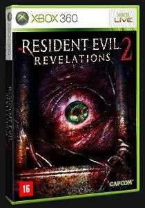 Resident Evil Revelations 2 – X360