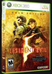 Resident Evil 5 Gold Edition – X360