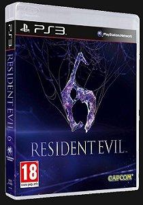 Resident Evil 6 – PS3