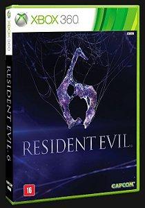 Resident Evil 6 – X360